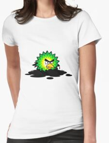 Universal Unbranding - Angry BP Womens Fitted T-Shirt