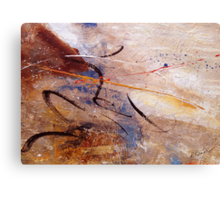 Bread And Water Canvas Print
