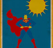Superman by Omnibit