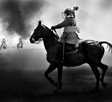 Cavalry Charge by Samantha Higgs