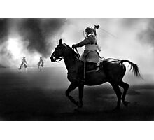Cavalry Charge Photographic Print