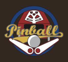 Pinball Logo by PinMatt