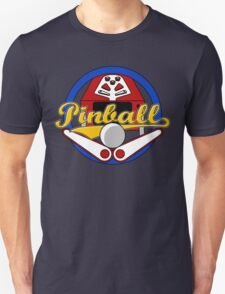 Pinball Logo Unisex T-Shirt