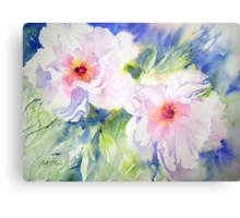 Peony Perfection Metal Print