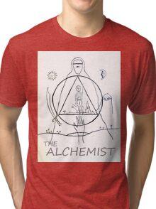 The Alchemist - Paulo Coelho Tri-blend T-Shirt