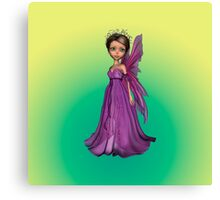 Little Fairy Canvas Print