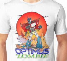 Optimus Prime Zombie Unisex T-Shirt