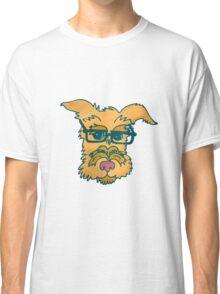 Mack The Cool Nerd Dog Classic T-Shirt