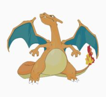 Charizard by zbrewington