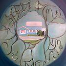 Original Oil Painting by Hannah Mickunas