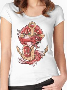 Lake of Rage Women's Fitted Scoop T-Shirt