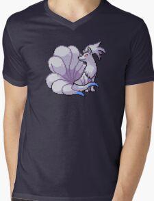 Shiny Ninetales Mens V-Neck T-Shirt