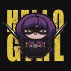 Hello Girl by davidj8580