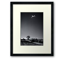 Galloping Cloud Framed Print