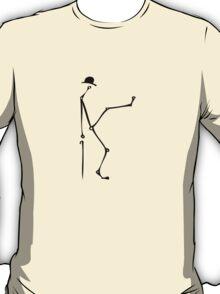 silly sticky walk T-Shirt