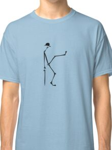 silly sticky walk Classic T-Shirt