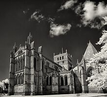 Southwell Minster by R-S-Peck