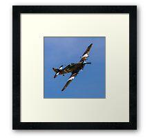 Hawker Hurricane IIc PZ865 EC-S Framed Print