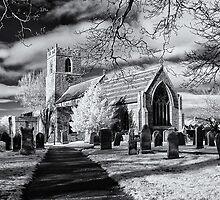 Embleton Church by R-S-Peck