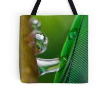 Dreams of Green Tote Bag