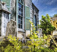 Eastern Cemetery in Nassau, The Bahamas by Jeremy Lavender Photography