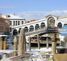Rialto Bridge, Venice, Italy * by Justin Mitchell