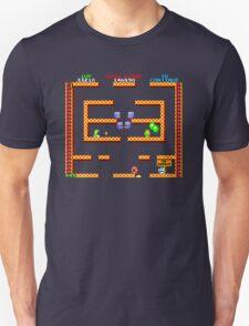 Bubble Bobble Level (vector image - not 8bit) Unisex T-Shirt