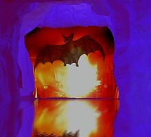 like a Bat out of Hell. by albutross