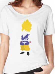 Goku SSJ Women's Relaxed Fit T-Shirt