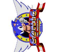 Sonic the Hedgehog by Warhead955