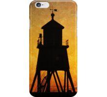 South Shields Groyne iPhone Case/Skin