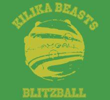 Kilika Beasts Blitzball Shirts by GeordanUK