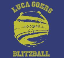 Luca Goers Blitzball Shirt by GeordanUK