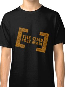 The One Free Man Classic T-Shirt