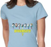 Diversity ? Womens Fitted T-Shirt