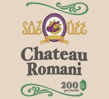 Chateau Romani (Light Shirt) by snailkeeper