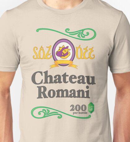 Chateau Romani (Light Shirt) Unisex T-Shirt