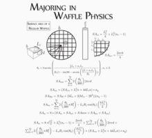 Waffle Mathematics One Piece - Short Sleeve