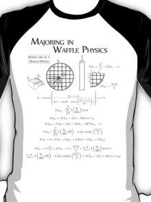 Waffle Mathematics T-Shirt