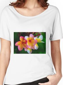 Tropical Beauty Women's Relaxed Fit T-Shirt