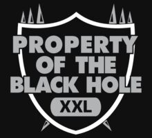 "VICTRS ""Property Of The Black Hole"" by Victorious"