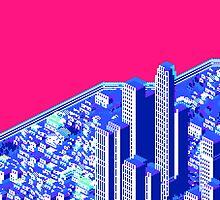 CityGlitch01 by vgjunk