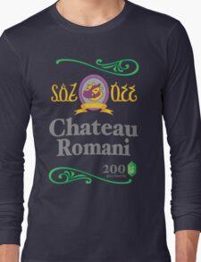 Chateau Romani (Dark Shirt) Long Sleeve T-Shirt