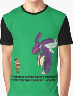 Kha'Zix Joke  Graphic T-Shirt