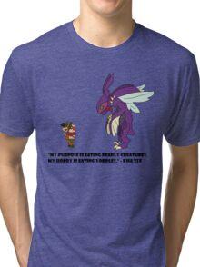 Kha'Zix Joke  Tri-blend T-Shirt