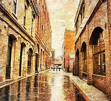 Waddington Alley by Nick  Kenrick Photography