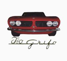 Iso Grifo by Michael Gulett