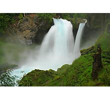 Sahalie Falls, Oregon Photographic Print
