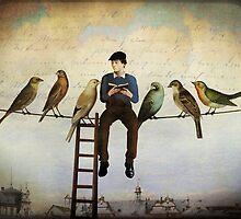 Among Friends by ChristianSchloe