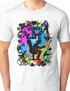 Gamer 4 Life Unisex T-Shirt